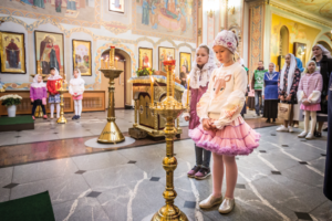 Детские литургии